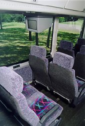 Our Deluxe Coach Seats